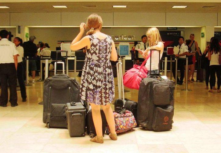 Genera derrama económica la visita de turistas a Cozumel. (Irving Canul/ SIPSE)