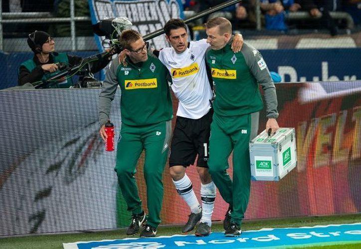 Lars Stindl está en duda para el Mundial tras lesión de tobillo. (Internet)