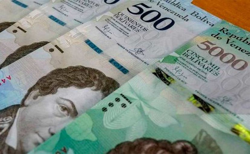 El Banco Central de Venezuela publicó imágenes oficiales de los billetes y monedas del nuevo  cono monetario. (Internet)