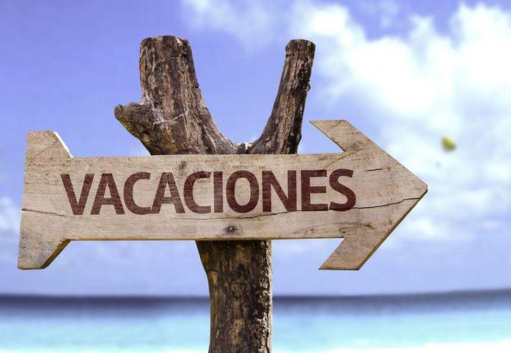 Mientras en México se tiene derecho a seis días de vacaciones luego del primer año laboral, en países como Brasil, se otorgan 30. (Global Media)