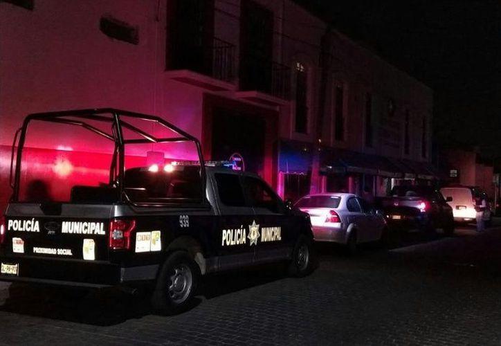 El hombre asesinó a sus hijos de 9 y 13 años, en el hotel en donde se hospedaba. (El Debate)