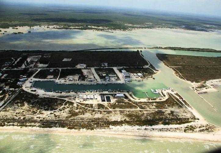 Las playas del norte del Estado, como Telchac, tendrían certificado. (Milenio Novedades)
