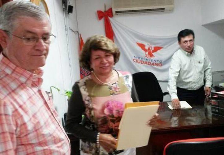 Ana Rosa Payán Cervera dijo que veía a una Mérida con un entusiasmo enorme porque haya un verdadero cambio. (Archivo/SIPSE)