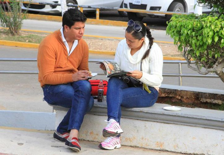 Se esperan temperaturas mínimas de 16 grados en Quintana Roo. (Ángel Castilla/SIPSE)