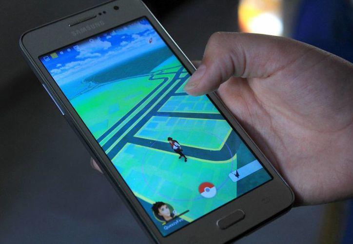 El juego ha causado tal revuelo, que las empresas de telefonía ofrecen paquetes para jugar Pokémon Go. (Jesús Tijerina/SIPSE)