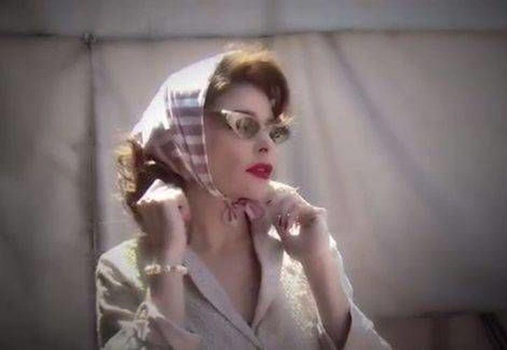La actriz Itatí Cantoral será la protagonista de la serie, luego que Fernanda Castillo declinó el papel por compromisos en el extranjero.(Foto tomada de Twitter/Itatí Cantoral)