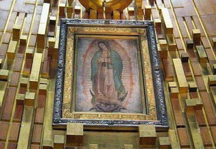 Testigos aseguran que la Virgen de Guadalupe que llora ha realizado ya su primer milagro. (Agencias)