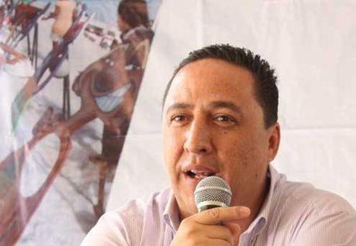 Jiménez Aguayo: atenderemos asuntos de los tres estados de la Península. (SIPSE)