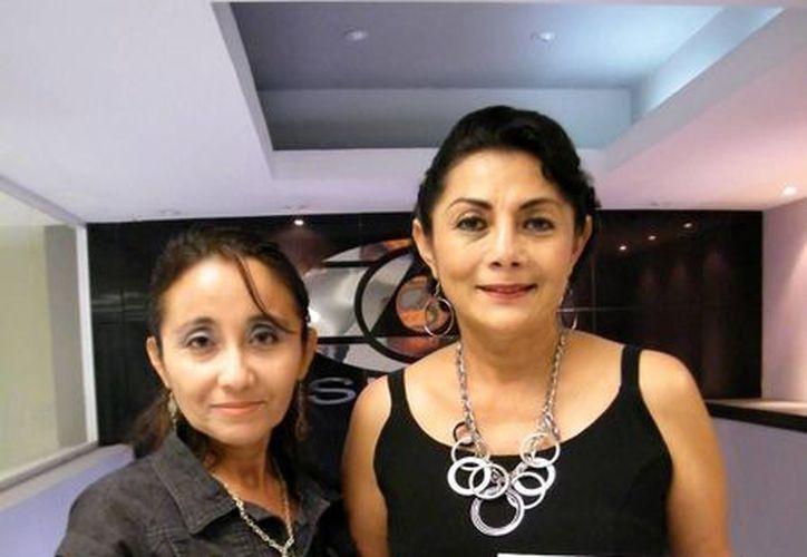 La maestra Gloria González Loeza es coordinadora de la I Muestra Estatal del Esamble Artístico. (SIPSE)
