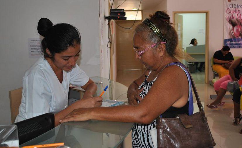 Detección gratuita de cáncer de mama (Redacción/SIPSE)