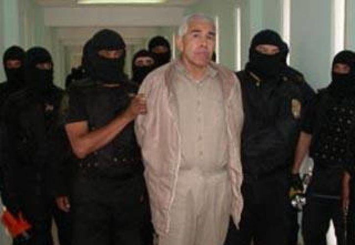 Rafael Caro Quintero fue aprehendido en Costa Rica en 1985. (Archivo SIPSE)
