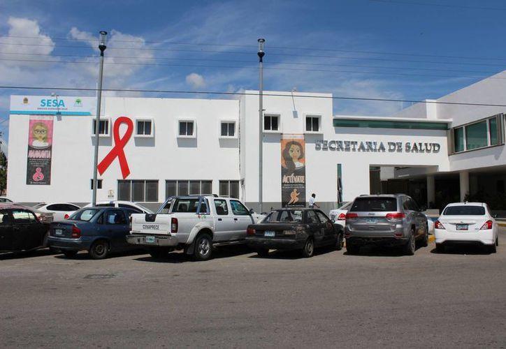 En el Hospital Comunitario de Tulum se invirtieron 95 millones de pesos. (Eddy Bonilla/ SIPSE)