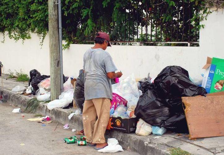 Un común denominador de las problemáticas de la mayoría de los ayuntamientos es la disposición final de los desechos sólidos. (Jorge Carrillo/SIPSE)