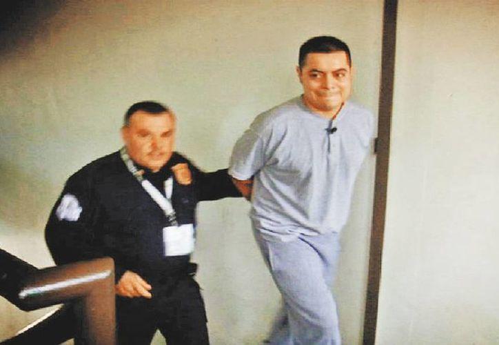 """La narcolucha es """"ridícula"""", dice el detenido desde la cárcel de máxima seguridad de Chihuahua. (Milenio)"""