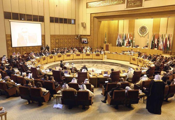 Los estados árabes pidieron adoptar una postura común para enfrentar los desafíos de la zona. (EFE)