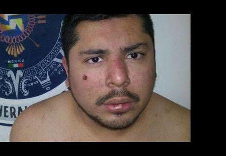 Josele Márquez Balderas, El Chichi, presunto jefe de plaza del grupo delincuencial  Los Zetas, en la región de Orizaba Veracruz. (scoopnest.com)