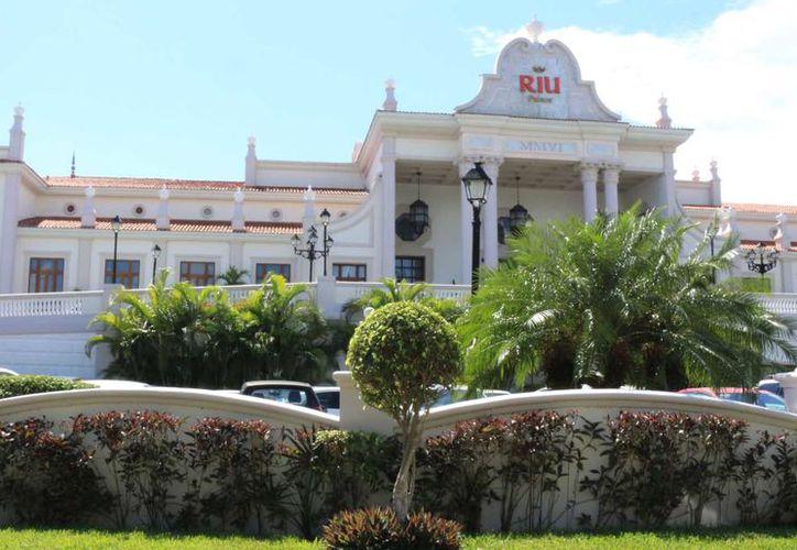 La cadena de hoteles prevé no tener afectaciones en desplome de economía. (Foto: Adrián Barreto)