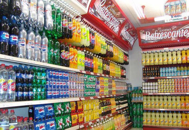 Según El Poder del Consumidor, en el país se consumen 163 litros de refresco por persona al año. (Imagen de contexto)