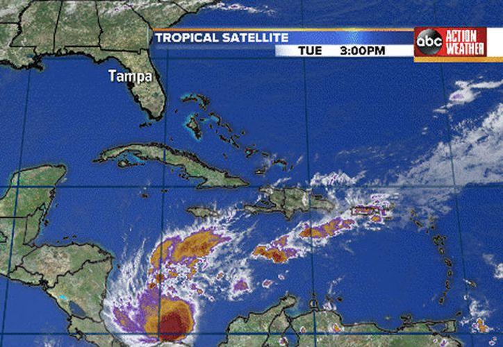 Octubre es un mes donde los sistemas tropicales generalmente cuentan con una trayectoria hacia el oeste. (Imagen ilustrativa/ Internet)