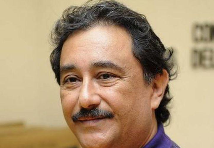 Guillermo Morales López, coordinador de Protección Civil en la Zona Norte. (Redacción/SIPSE)