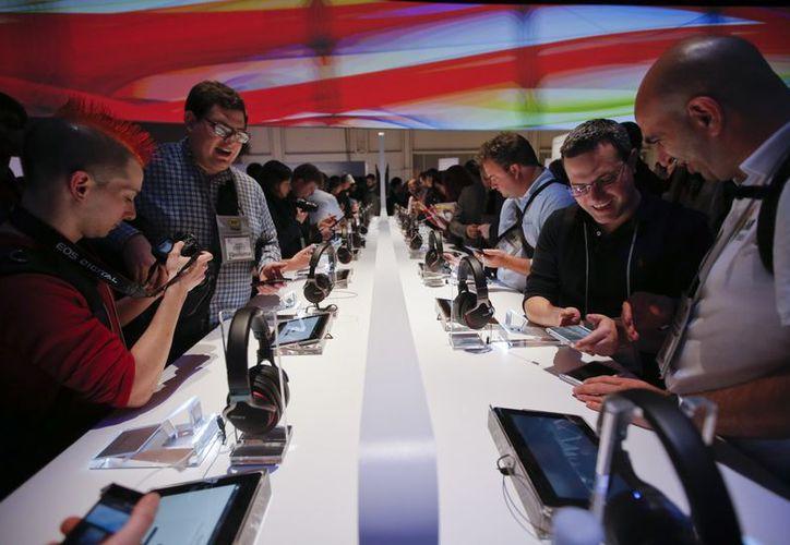 El International Consumer Electronics Show 2013 es celebrado en Las Vegas, Nevada. (Agencias)