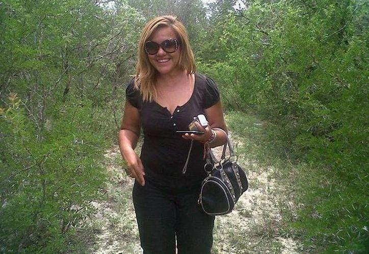 La reportera Marlén Valdez, ultimada este miércoles en su domicilio, al parecer pretendía defender a una jovencita que era agredida. (Foto: Facebook)