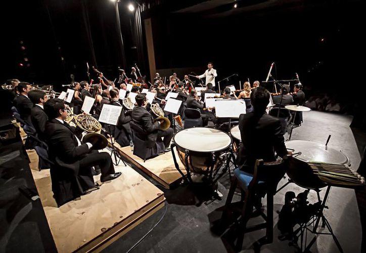 Esta noche la Camerata de Cancún ofrecerá el concierto 'El Huapango'. (Cortesía)