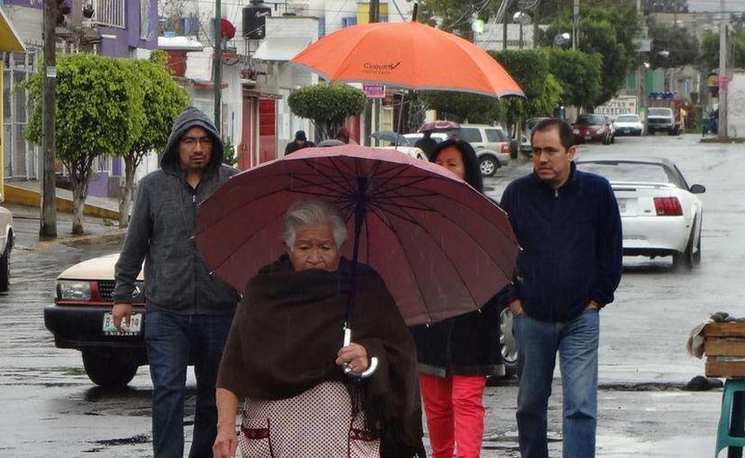 Hay un 20% de probabilidades de que llueva en la Península de Yucatán; el ambiente será despejado a medio nublado. (Foto de archivo de Notimex)