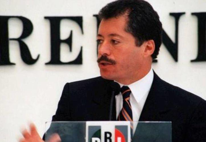 Luis Donaldo Colosio hizo toda su carrera política en el PRI. (Fundación Colosio)