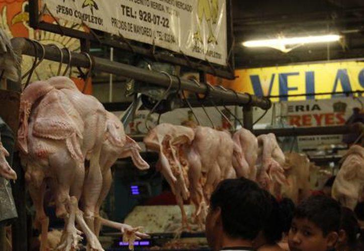 Garantizan abasto en los mercados de la ciudad. (Juan Albornoz/SIPSE)