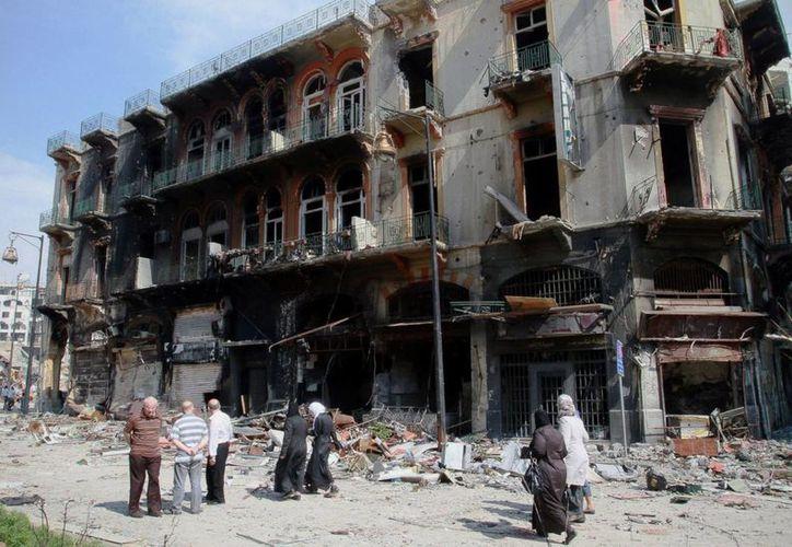 En Siria, como en otros países en conflicto, grupos extremistas ejercen la violencia sexual como una táctica de guerra. (Archivo/AP)