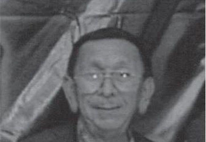 Don Julio Cuevas, una de las personas que viajó en los años setentas a Homún para presenciar los avistamientos Ovni. (Milenio Novedades)