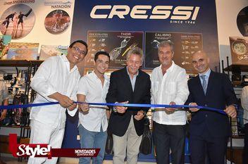 Cressi, abre oficinas en México para cubrir mercado sudamericano