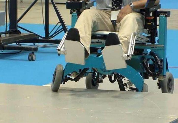 El año pasado el Chiba Institute of  Technology de Japón desarrollo la primera silla de ruedas robótica. (zocalo.com.mx)