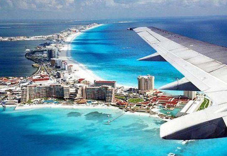 Con el vuelo Cancún-Campeche se pretende fomentar el turismo regional. (Contexto/Internet)