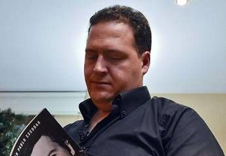 El hijo del narcotraficante colombiano Pablo Escobar, Sebastián Marroquín, brindará en Mérida una conferencia con información 'que deberíamos saber'. (SIPSE)