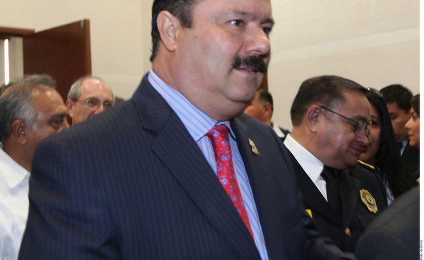 El político priista César Duarte fue denunciado por un supuesto desvío de 96.6 millones de pesos del erario de Chihuahua. (Agencia Reforma)