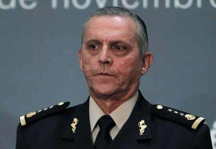 El general Cienfuegos Zepeda vendrá a reforzar los trabajos de inteligencia en el combate de la delincuencia organizada. (Archivo/SIPSE)