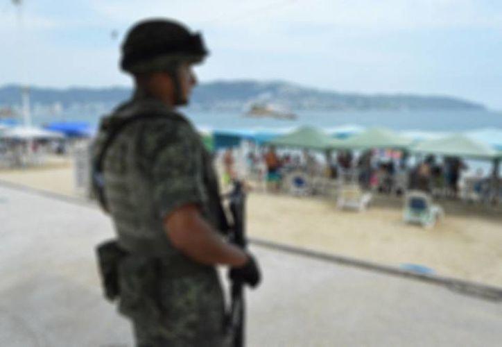La ONU pidió ampliar la investigación del caso Tlatlaya incluso hacia los mandos militares. La imagen es únicamente de contexto. (Archivo/NTX)