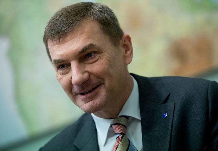 Andrus Ansip ha sido primer ministro de Estonia desde abril de 2005, siendo uno de los jefes de gobierno con más tiempo en el cargo en la Unión Europea. (Tiit Blaat/delfi.ee)