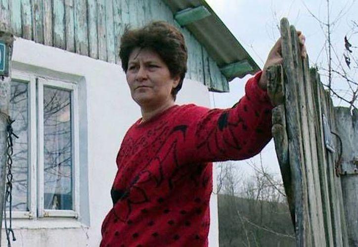 Marinela Benea le arrancó el testículo izquierdo a su marido después de que él se negara a ayudarla con las tareas domésticas. (telegraph.co.uk)
