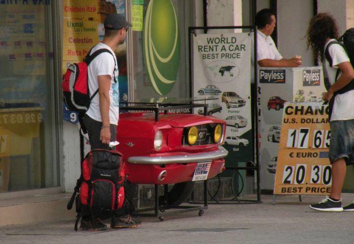 La economía de los yucatecos se ha fortalecido, lo que genera mayor consumo, según encuesta. (Milenio Novedades)