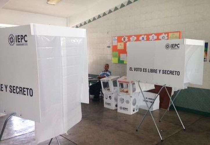 Más de tres millones 200 mil chiapanecos están llamados a las urnas este domingo. (Milenio)