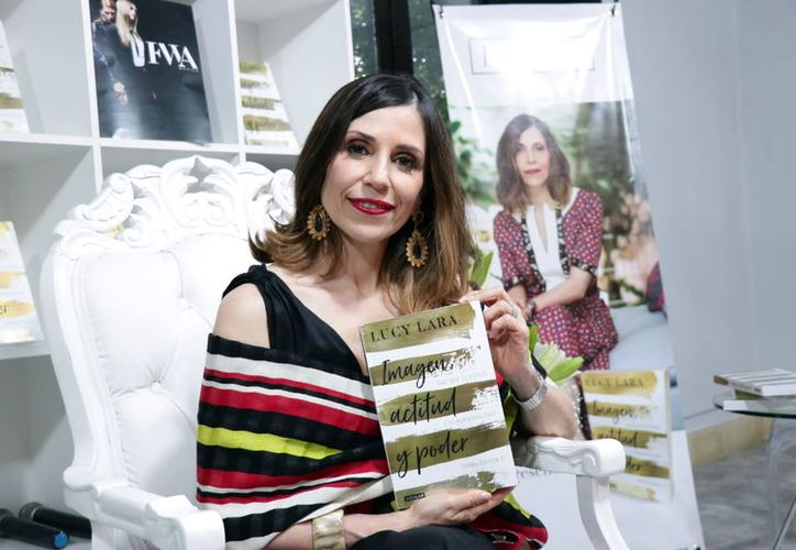 Lucy Lara ha sido columnista, editora y directora de publicaciones de moda. (Foto: José Acosta/ Milenio Novedades)