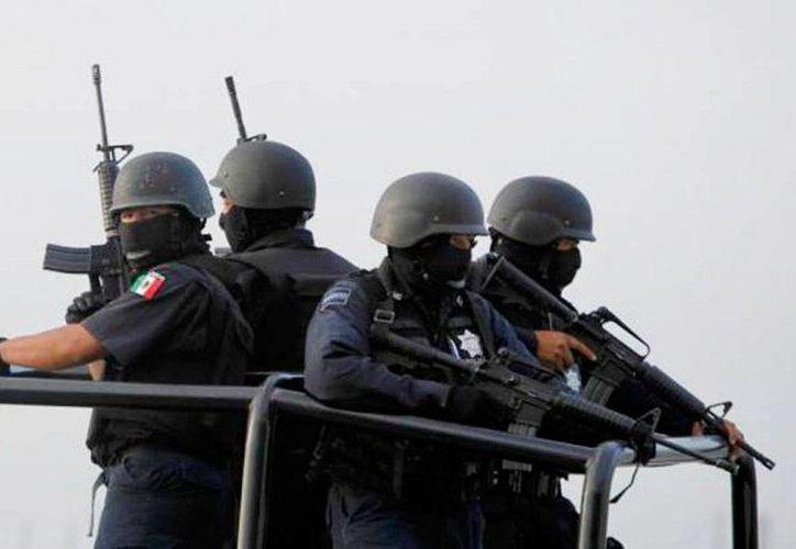 la Policía Federal llevó a cabo una investigación en los límites de Guerrero y Morelos, en donde detuvieron a 8 integrantes del cártel de los Beltrán Leyva. La imagen es de contexto (SIPSE.com)