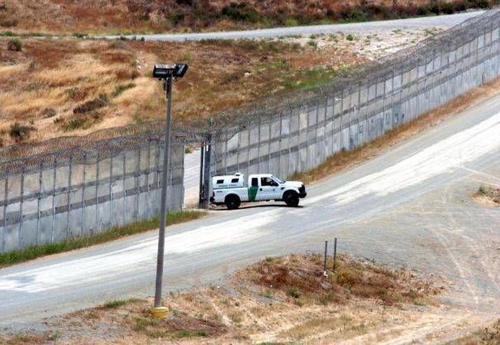 En una semana, la Patrulla Fronteriza estuvo involucrada en dos tiroteos en Texas. (Archivo/SIPSE)
