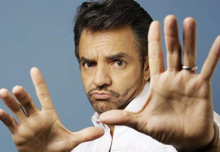 El comediante y actor Eugenio Derbez realiza una campaña que  busca fomentar el hábito de leer entre la comunidad hispana de Estados Unidos .(Contraparte.mx)
