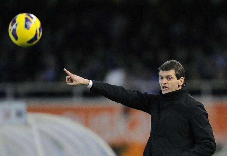 Vilanova dijo que sabía que en algún momento el Barcelona perdería un encuentro. (Foto: Agencias)
