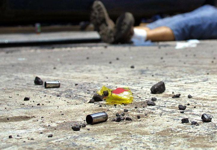 En el Estado de México durante febrero pasado hubo 149 homicidios dolosos. (vanguardia.com.mx)