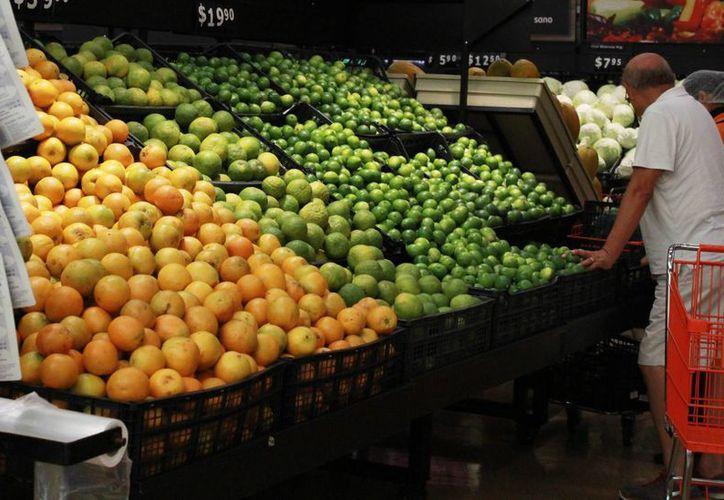 Se recomienda el consumo de producto local. (Luis Soto/SIPSE)